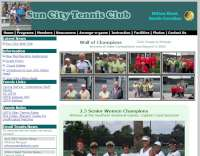 Club Website using PHP and MySQL Database for Member Queries